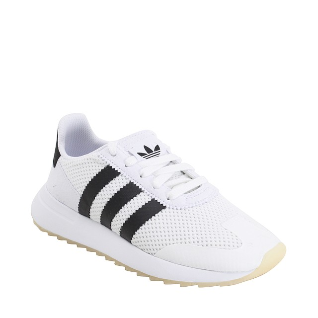 Adidas Flashback W White/Black/White