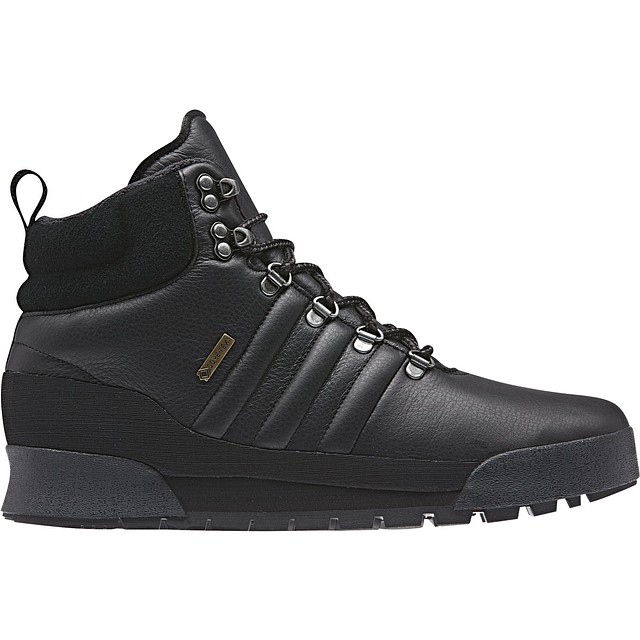 Adidas Jake Boot Gore-Tex Core Black / Carbon / Gold Metallic