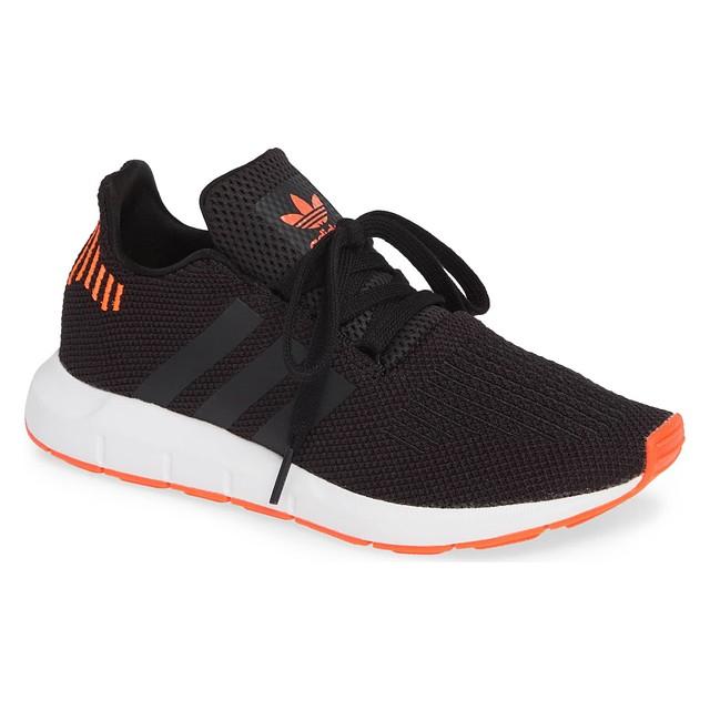 Adidas K Swift Run Black / Red