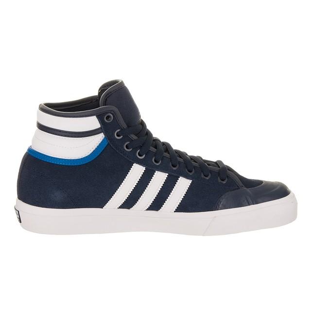 Adidas Matchcourt High RX2 Collegiate Navy / Running White / Bluebird