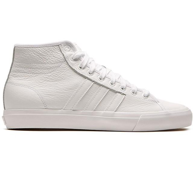 Adidas Matchcourt High Rx Future White/ Future White
