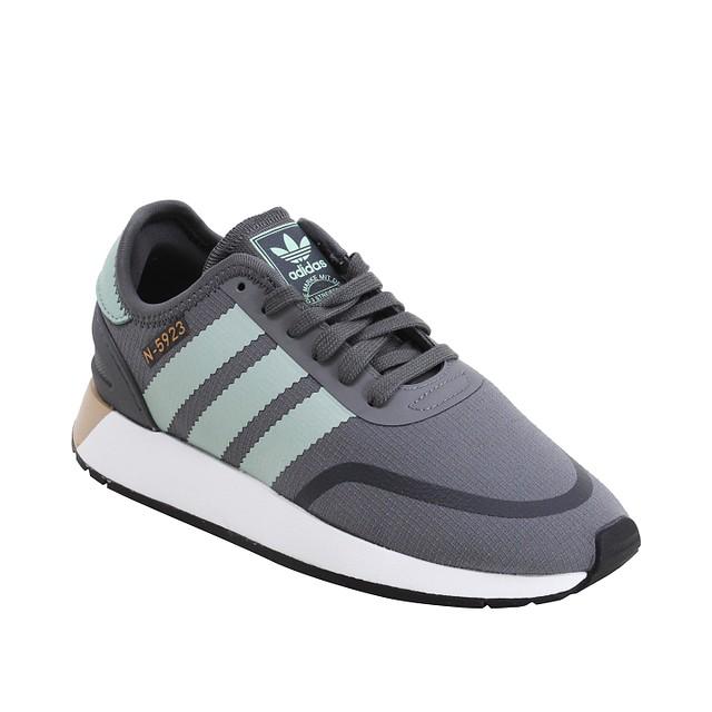 Adidas N-5923 W Grey/Ash Green