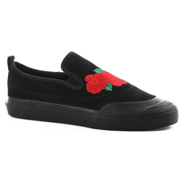 Adidas Na-Kel Matchcourt Black/Scarlet Rose