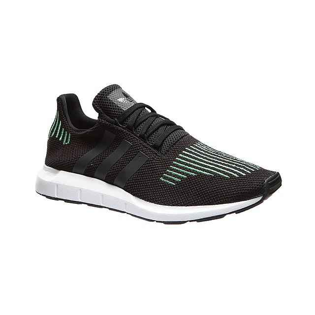 Adidas Swift Run Core Black/ Utility Black/ Footwear White