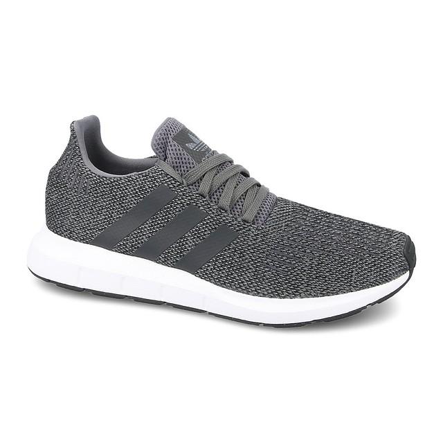 Adidas Swift Run Grey Four / Core Black/ Footwear White