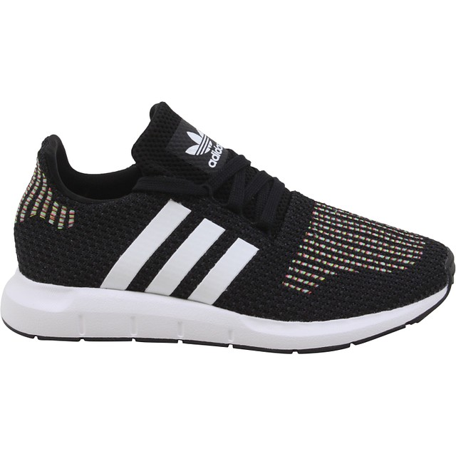 Adidas W Swift Run Black/White/Black