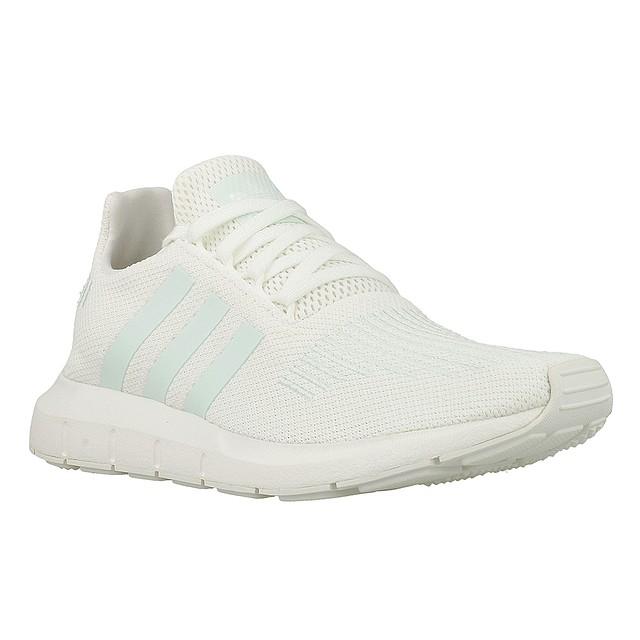 Adidas W Swift Run Footwear White/ Grey One/ Ice Mint