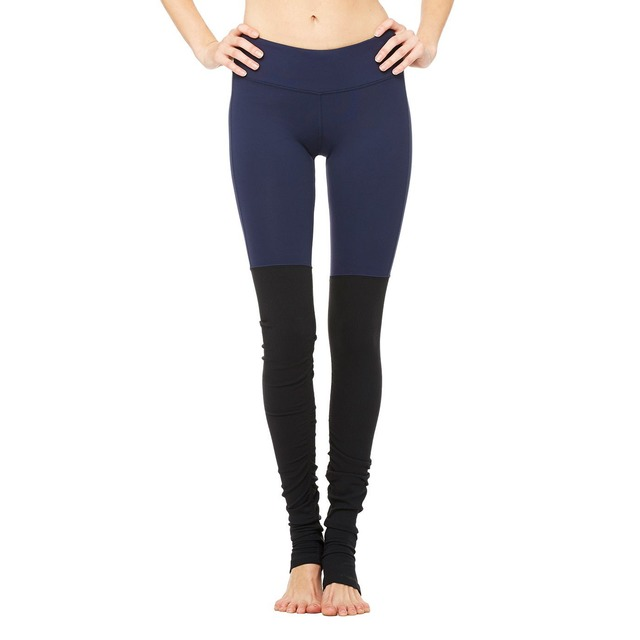 Alo Yoga Goddess Rich Navy/Black