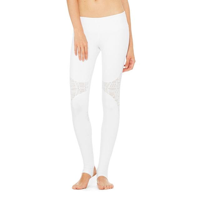 Alo Yoga West Coast White/Buff
