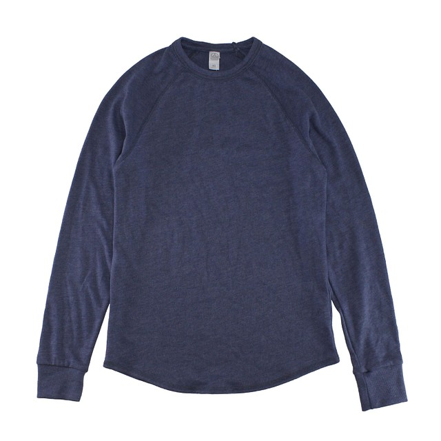 Alternative Apparel Kickback Vintage Heavy Knit Admiral Blue