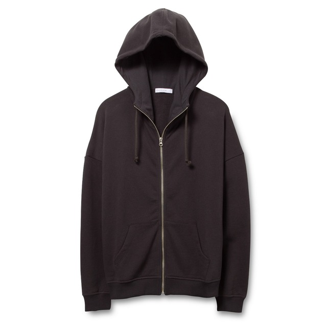 Alternative Apparel Organic Hooded Raven