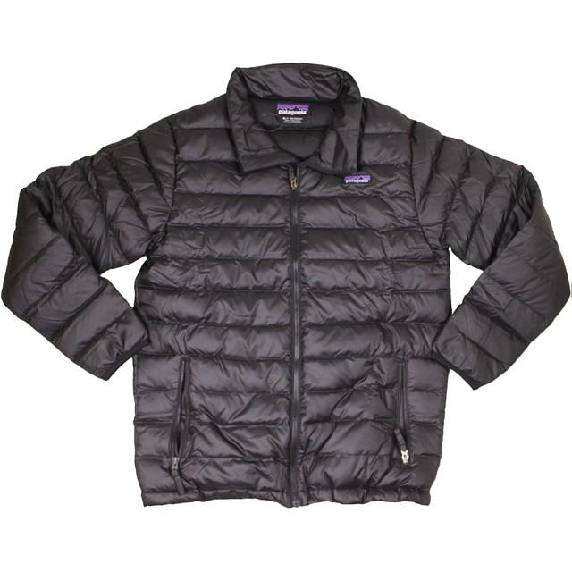 Patagonia B Down Sweater Black