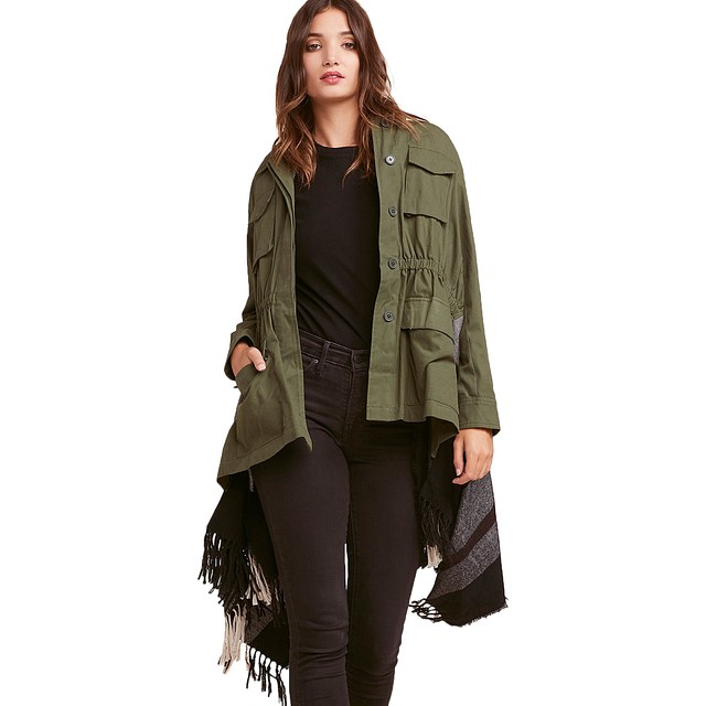 BB Dakota Breakfast Club Army Army Green
