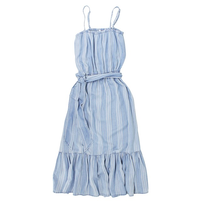 BB Dakota Tailyn Midi Chambray