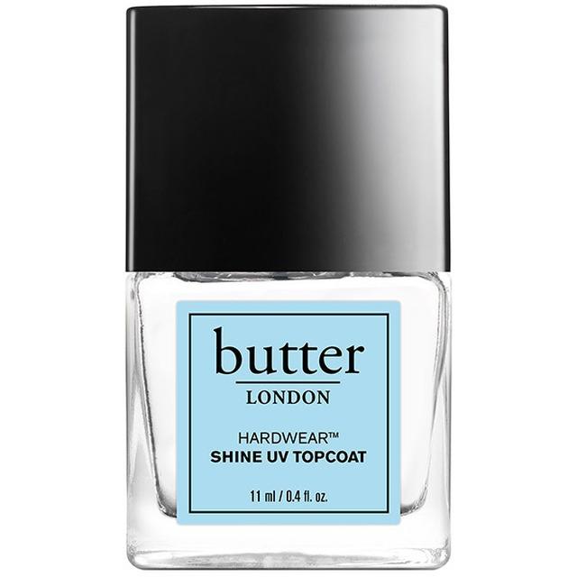 Butter London Hardwear Shine UV Topcoat Clear