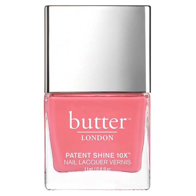 Butter London Patent Shine 10X Coming Up Roses