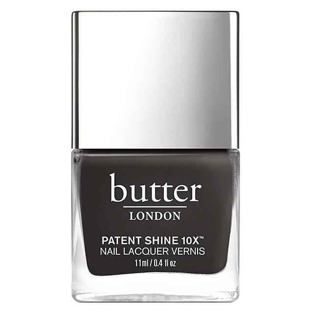Butter London Patent Shine 10X Earl Grey