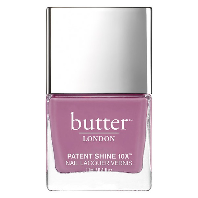 Butter London Patent Shine 10X Fancy