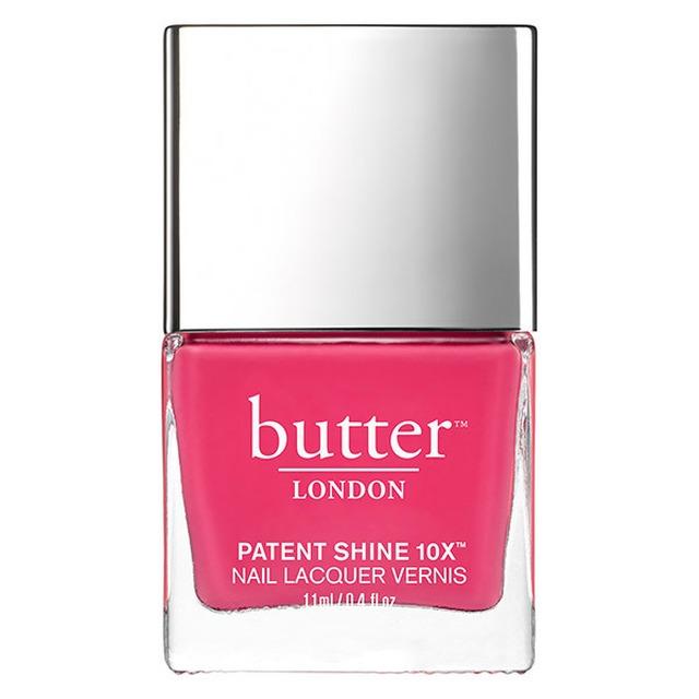 Butter London Patent Shine 10X Flusher Blusher