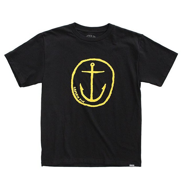 Captain Fin Special Forces Black/Gold