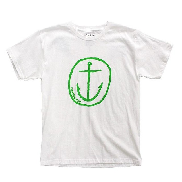 Captain Fin Special Forces White/ Green