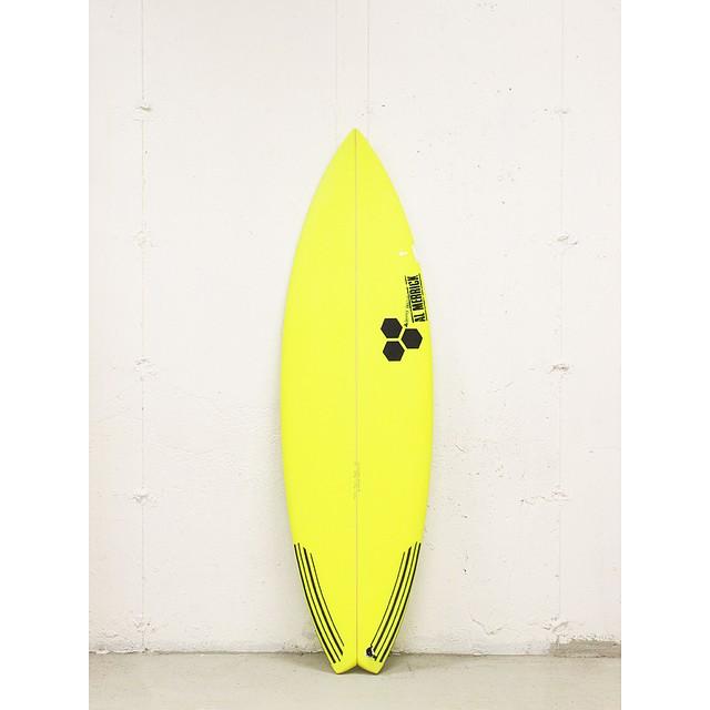 Channel Islands Rocket 9 Neon Yellow