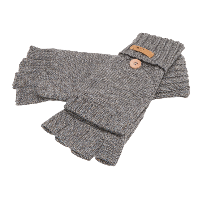 Coal The Cameron Glove Grey
