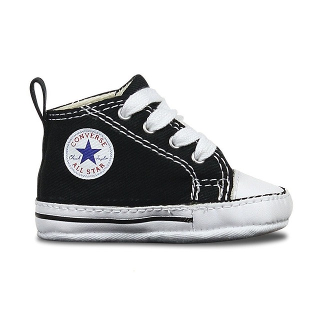 Converse First Star Black/White
