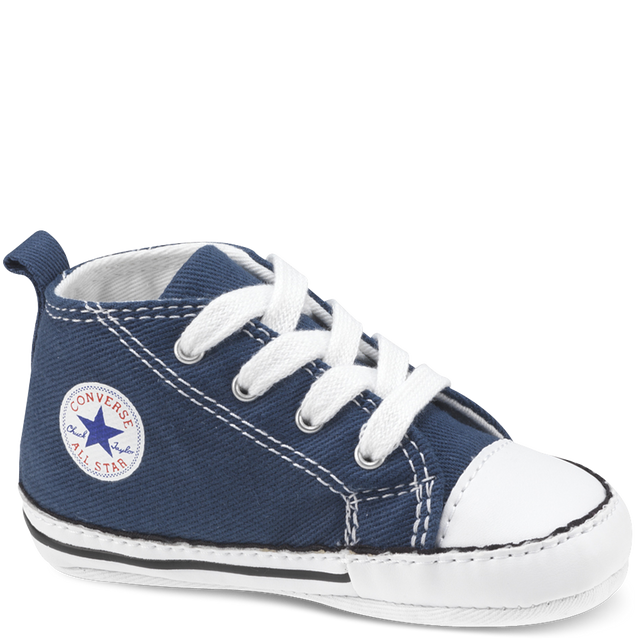 Converse First Star Navy