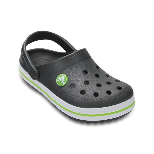 Crocs Crocband Graphite/Volt Green