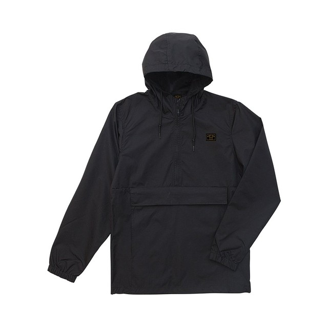 Dark Seas Headmaster Anorak Black