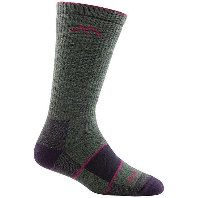 Darn Tough Hiker Boot Sock Full Cushion Moss