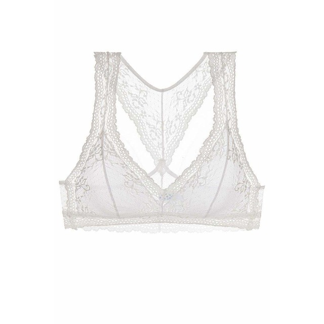 Eberjey Collette Racerback White