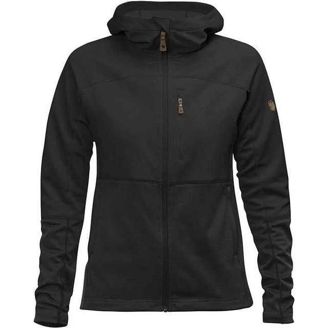 Fjall Raven Abisko Trail Fleece Black