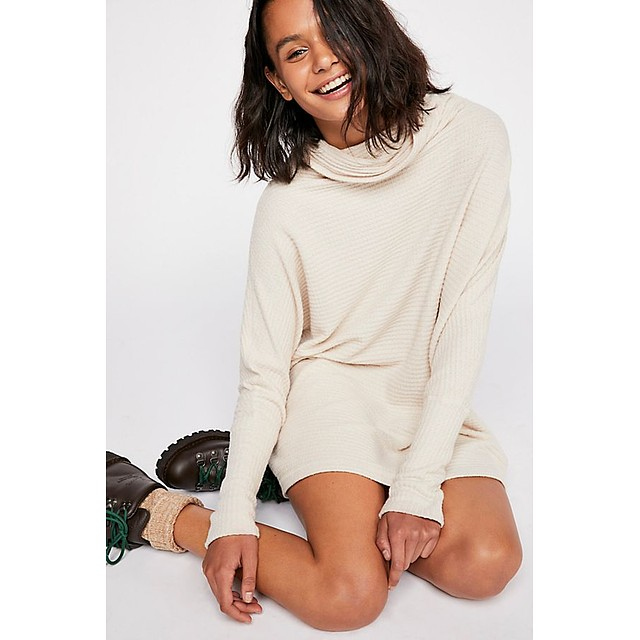 Free People Kitty Thermal Sand