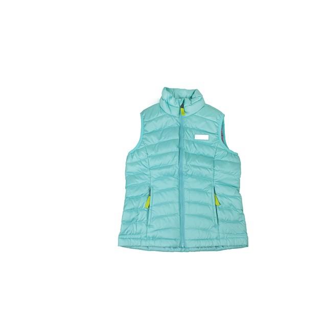 Patagonia Girls Down Sweater Strait Blue