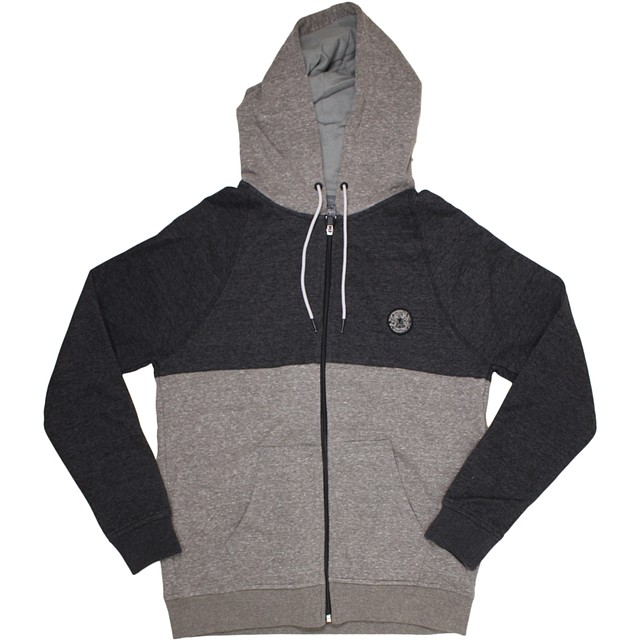 Flying Point Go To 2.0 Fleece Black Heather