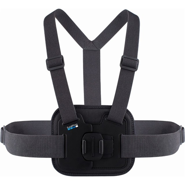 GoPro Chesty Black