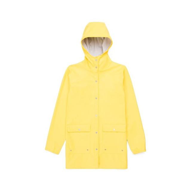 Herschel Forecast Parka Cyber Yellow
