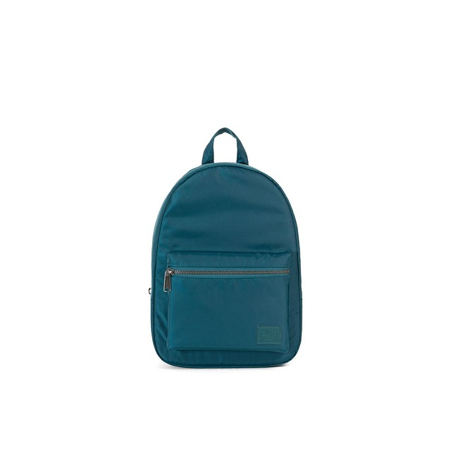 Herschel Grove XS Deep Teal - Flight Satin Collection