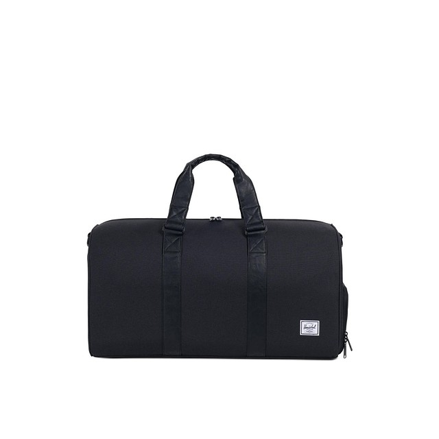 Herschel Novel Mid Black/Black