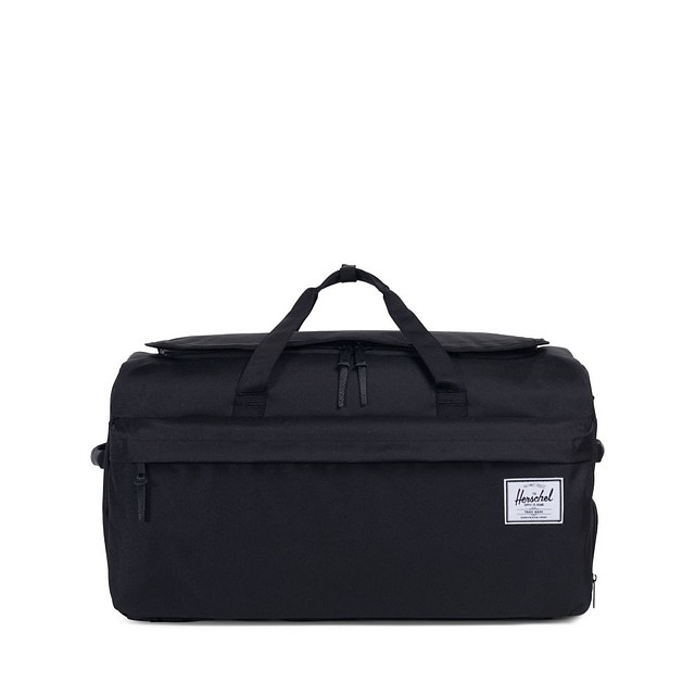 Herschel Outfitter Travel Black