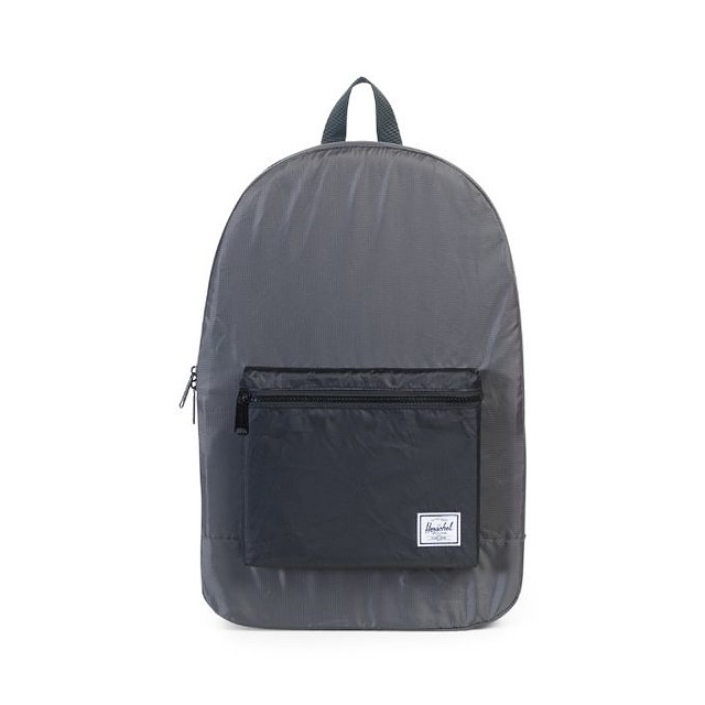 Herschel Packable Daypack Dark Shadow/ Black