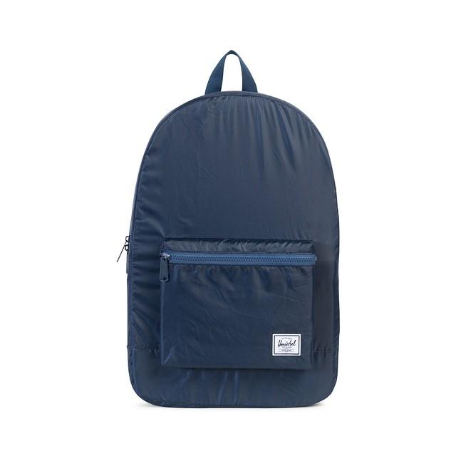 Herschel Packable Daypack Navy/Navy