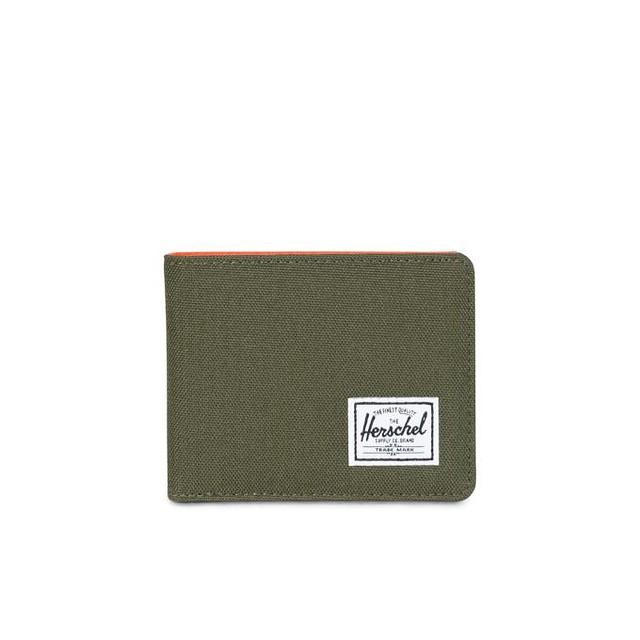 Herschel Roy+ Coin Forest Night/ Vermillion Orange