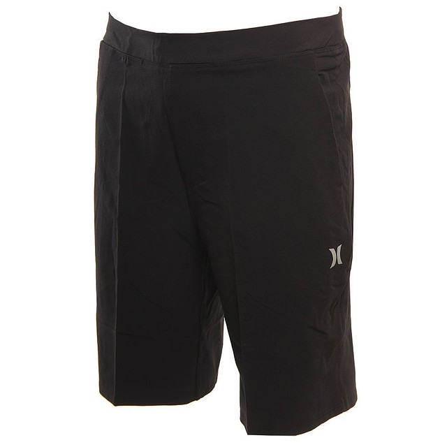 "Hurley Alpha Trainer Solid 20.5"" Black"