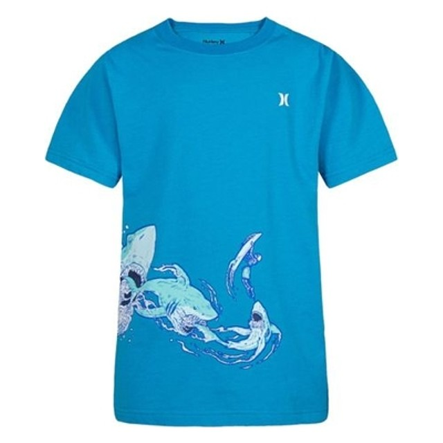 Hurley Kids Buffet Blue Lagoon Heather