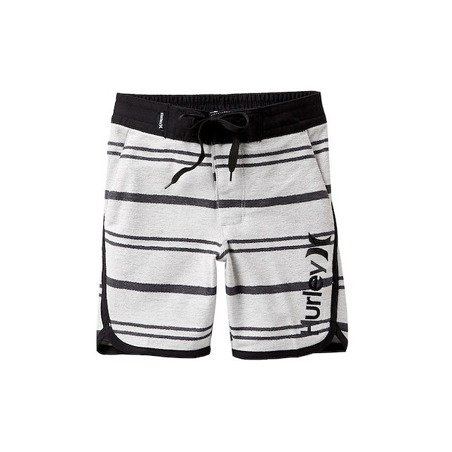 Hurley Striped Hangout Kids Birch