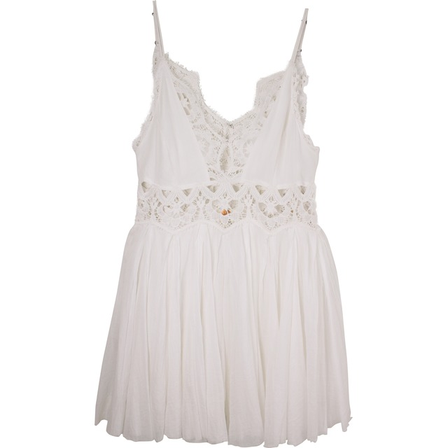 Free People Ilektra Mini White