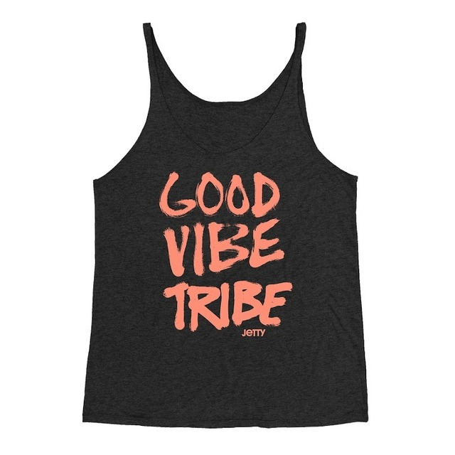 Jetty Life Good Vibe Tribe Black